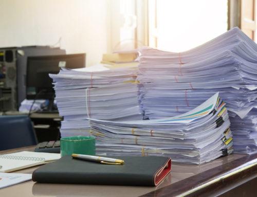 Ineffizientes Dokumentenmanagement stresst Angestellte