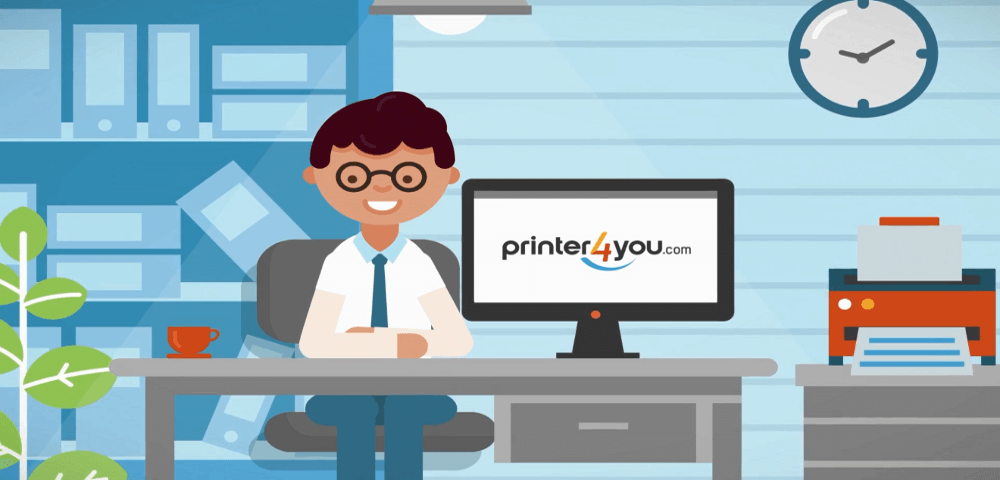 IDC beleuchtet printer4you.com-Konzept