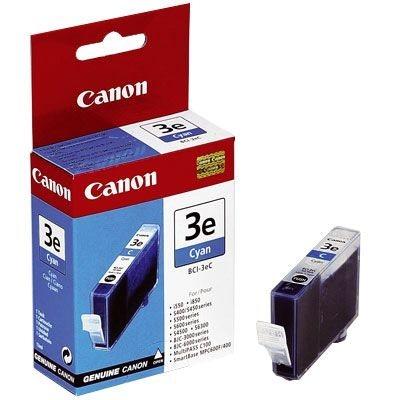 BCI-3 Original Tintenpat. für Canon BJC 6000, cyan