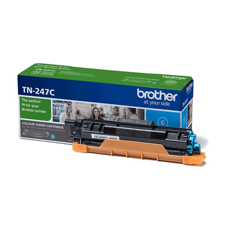 Brother Original HC Toner cyan - TN-247C