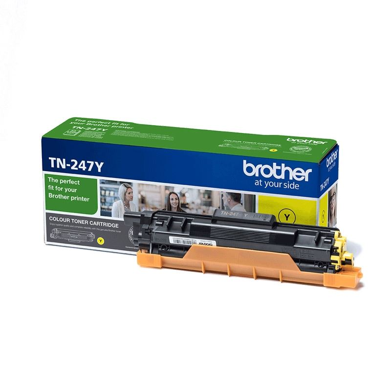 Brother Original HC Toner gelb - TN-247Y