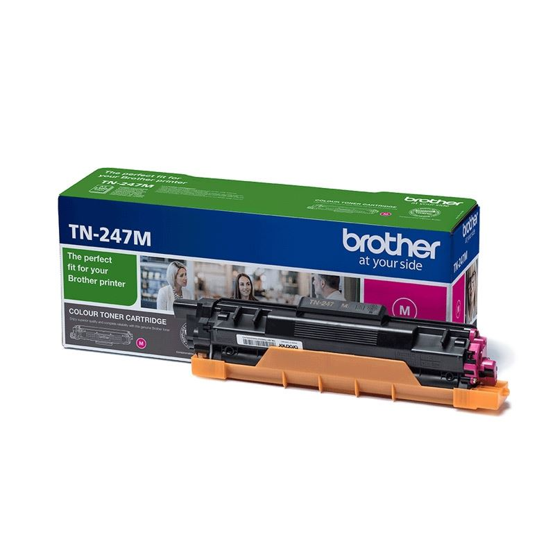 Brother Original HC Toner magenta - TN-247M