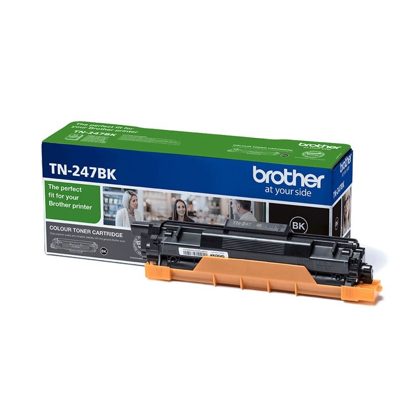 Brother Original HC Toner schwarz - TN-247BK