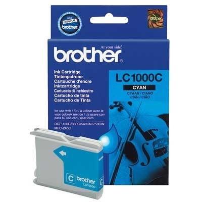 Brother Tinte für DCP-130C, cyan