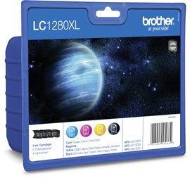 Brother Tinte Valuepack XL (BK+CMY)