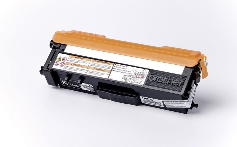 Brother Toner schwarz HC für HL-4570, TN-328BK