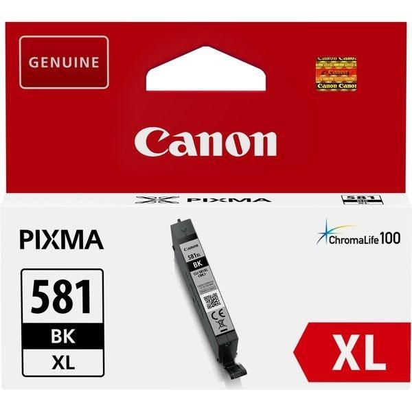Canon ink XL black CLI-581BK XL