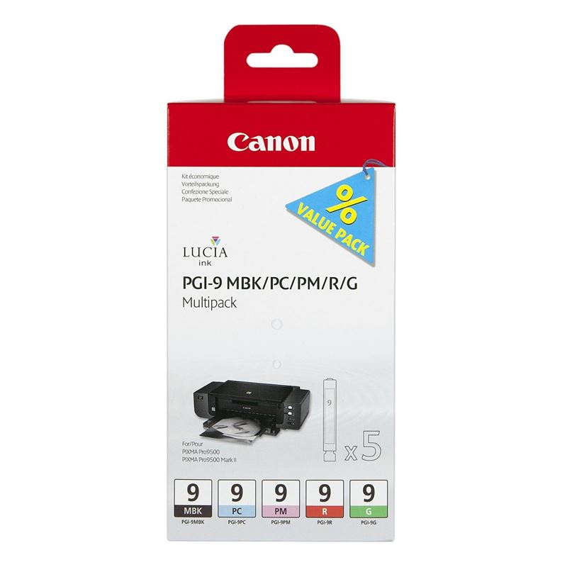 Canon Multipack MBK-PC/PM/R/G (1033B011)