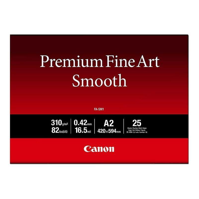 Canon Original - FA-SM1 A2 Fine Art Papier