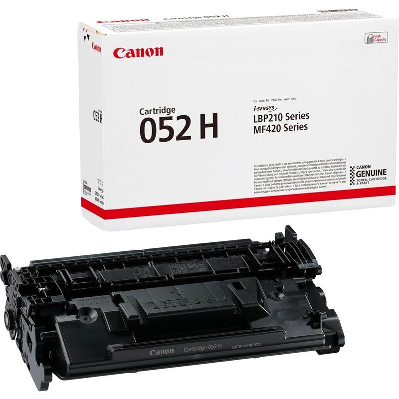 Canon Original - HC Toner 052H schwarz -  2200C002