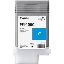 Canon Original - Tinte cyan PFI-106C -  6622B001AA