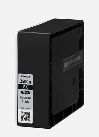 Canon original - PGI-2500XL BK - inc black 3er