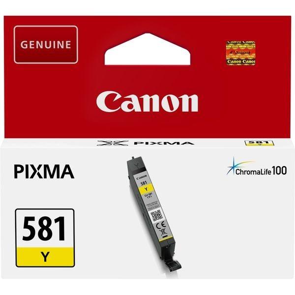 Canon Original - Tinte gelb CLI-581Y -  2105C001