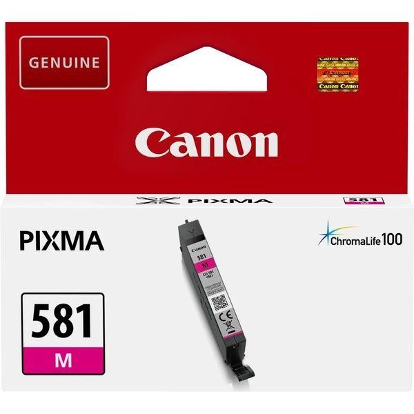 Canon Original - Tinte magenta CLI-581M - 2104C001