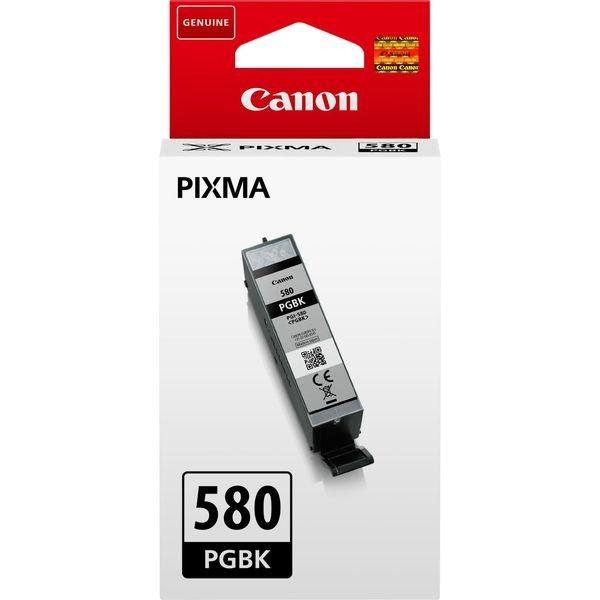 Canon Original - Tinte photo schwarz PGI-580PGBK