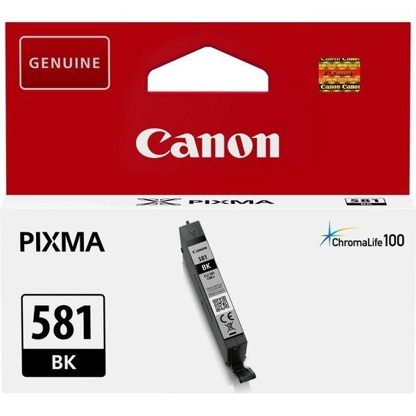 Canon Original - Tinte schwarz CLI-581BK 2106C001