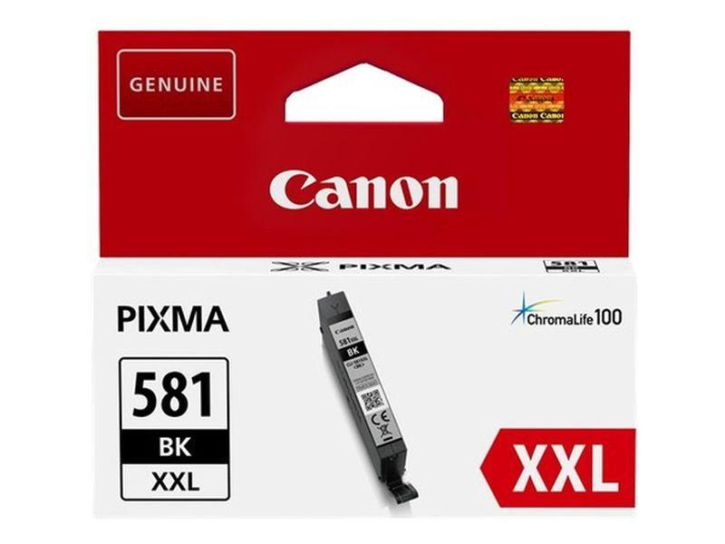 Canon Original - Tinte XXL schwarz CLI-581BK XXL