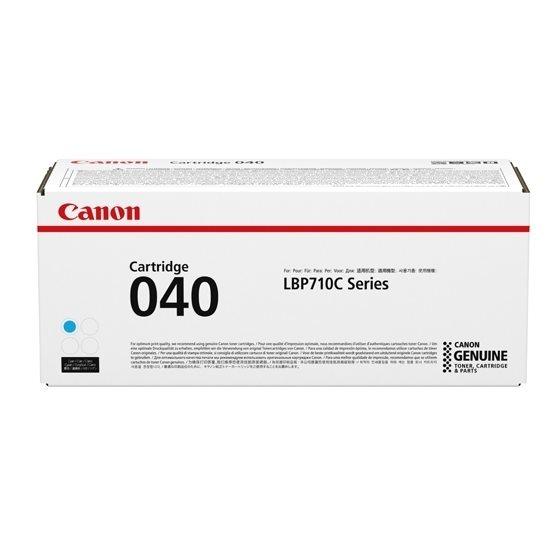 Canon Original - Toner 040 cyan -  0458C001