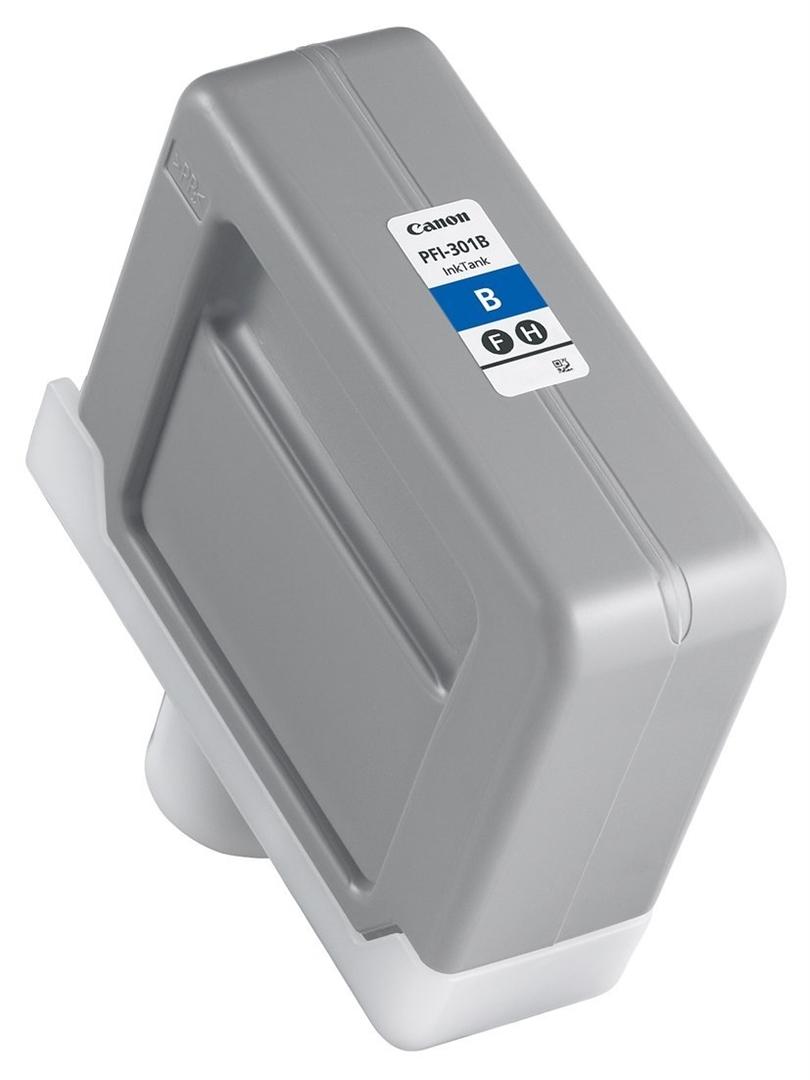 Canon Tinte blau (1494B001) für IPF8000, PFI-301B