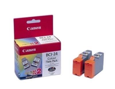 Canon Tinte color 2er-Pack  für S300, BCI-24C(2)