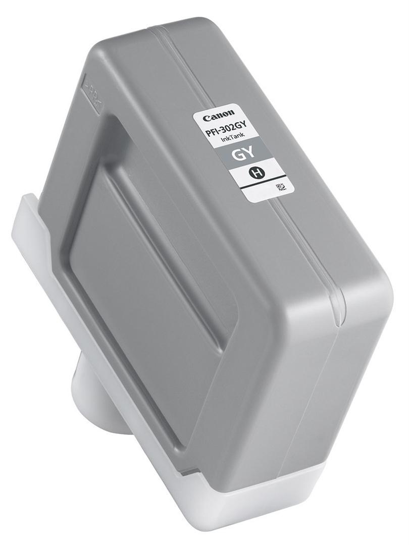 Canon Tinte grau (2217B001) für IPF8100, PFI-302GY