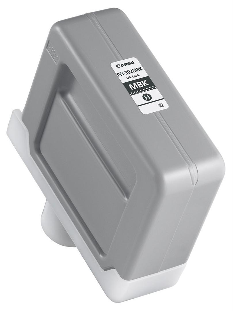 Canon Tinte matt-schwarz (2215B001) für IPF8100