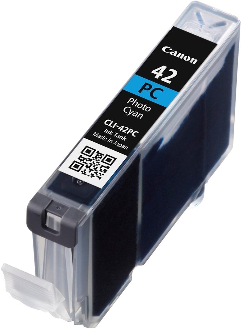 Canon Tintenpatrone fotocyan CLI-42PC, 6388B001