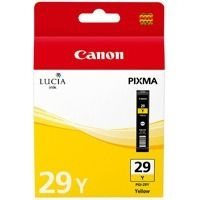 Canon Tintenpatrone gelb PGI-29Y, 4875B001