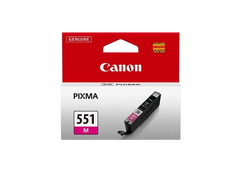 Canon Tintenpatrone magenta CLI-551M, 6510B001