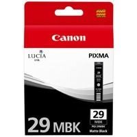 Canon Tintenpatrone mattschwarz PGI-29MBK