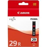 Canon Tintenpatrone rot PGI-29R, 4878B001