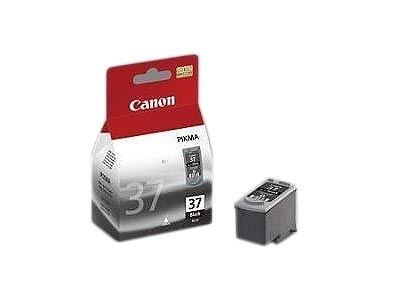 Canon Tintenpatrone schwarz, PG-37 (0615B001)