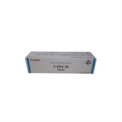 Canon Toner cyan (0437B002) , C-EXV20C