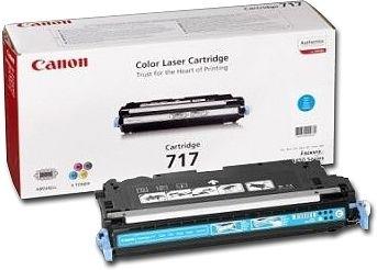 Canon Toner cyan, Cartridge Nr. 717 für MF8450