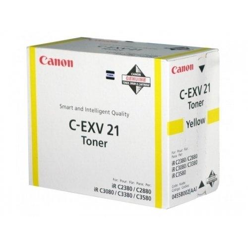 Canon Toner gelb (1657B006) , C-EXV26Y