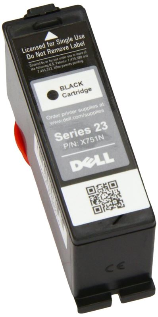 Dell Tinte HC schwarz - X768N / 592-11295