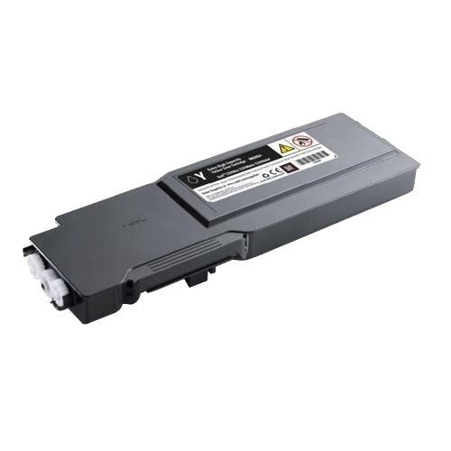 Dell Toner Extra HC cyan - 1M4KP / 593-11122