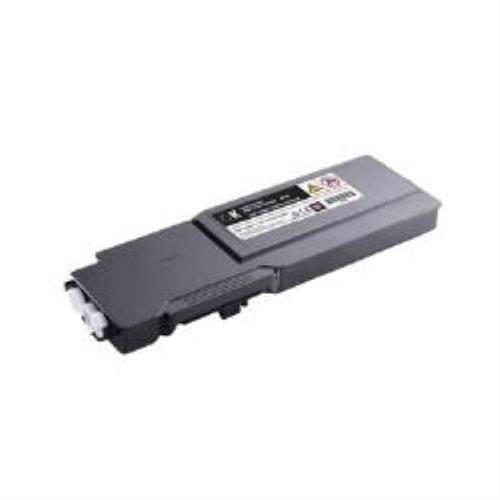 Dell Toner Extra HC schwarz - W8D60 / 593-11119