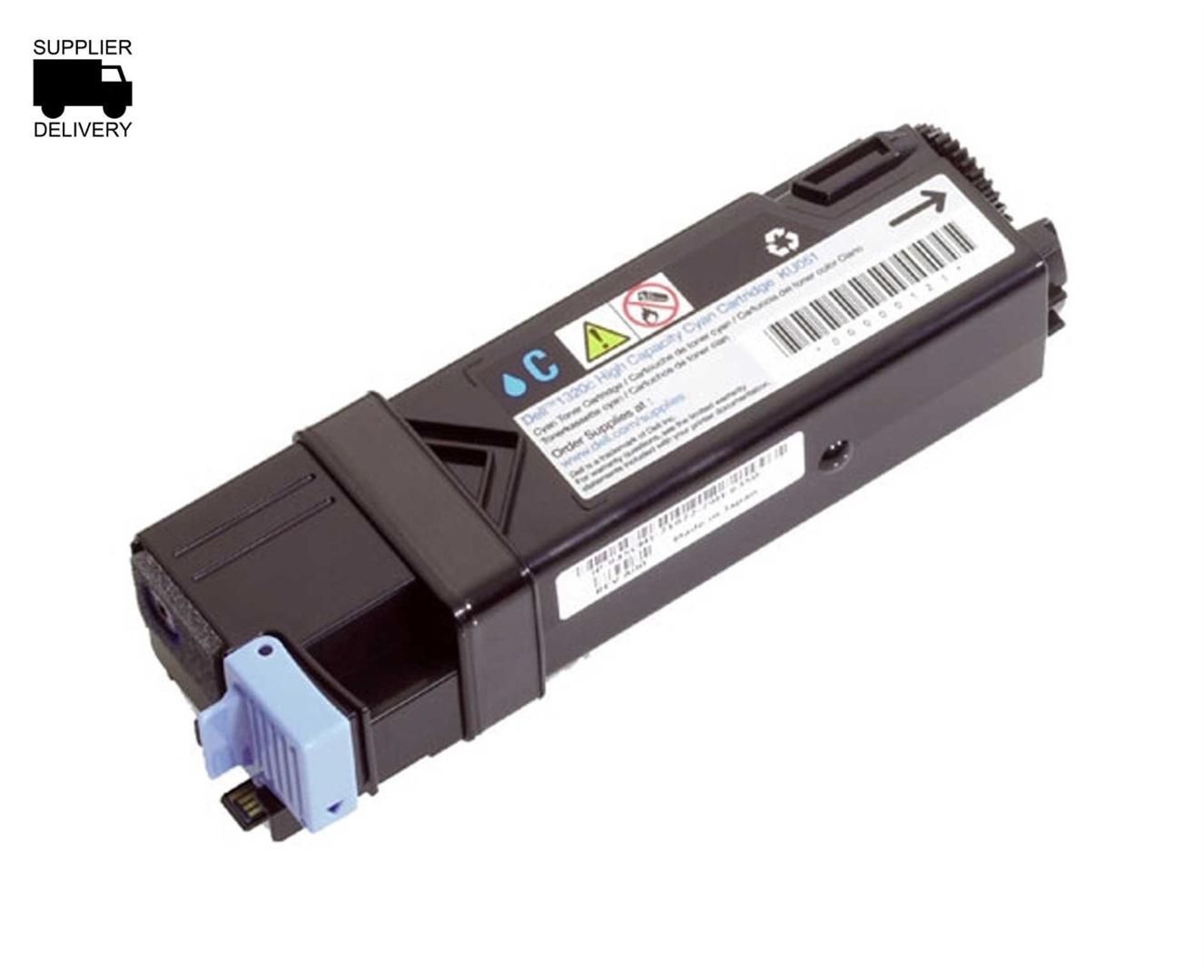 Dell Toner HC cyan - KU051 / 593-10259