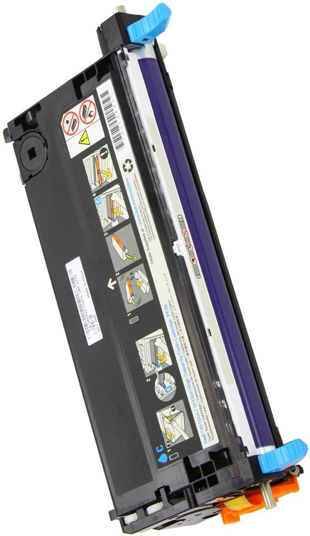 Dell Toner HC cyan - PF029 / 593-10171