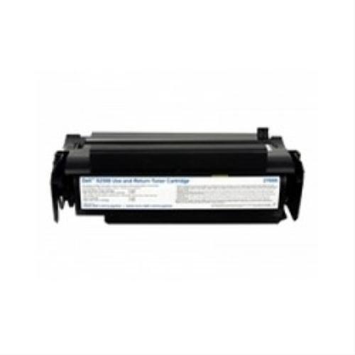 Dell Toner HC schwarz - 2Y667 / 593-10025