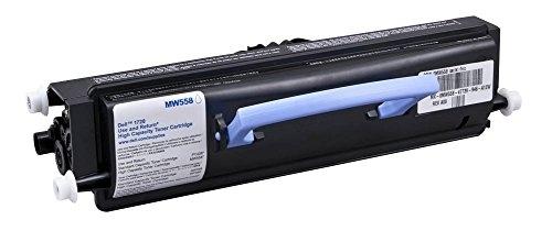 Dell Toner HC schwarz - MW558 / 593-10237