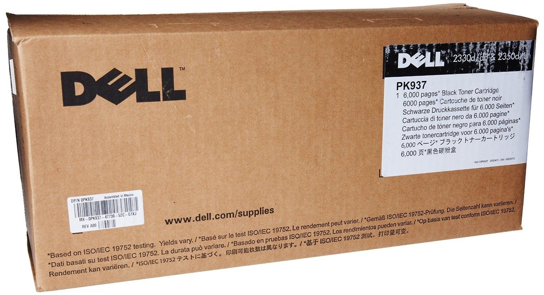 Dell Toner HC schwarz - PK937 / 593-10334