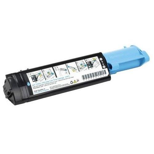 Dell Toner SC cyan - TH204 / 593-10155
