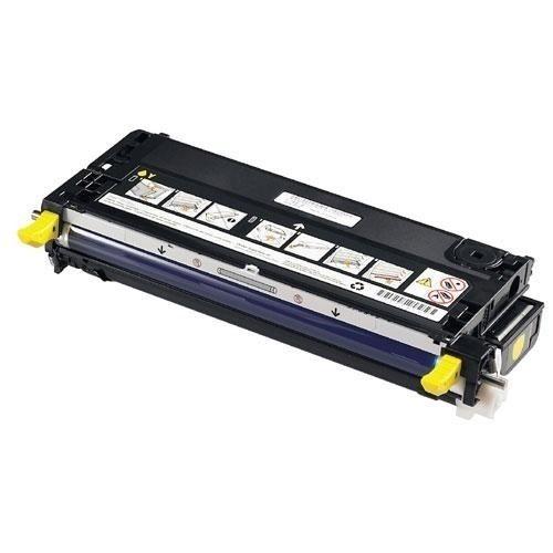 Dell Toner SC gelb - NF555 / 593-10168