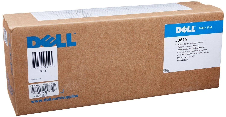 Dell Toner SC schwarz - J3815 / 593-10040