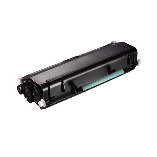 Dell Toner SC schwarz - N27GW / 593-11053