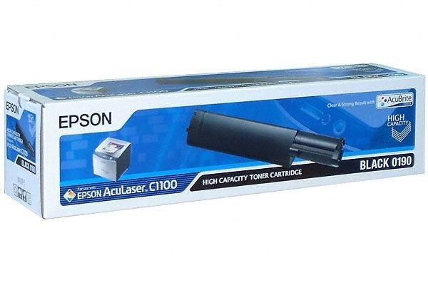EPSON AcuBrite Toner für AcuLaser C1100/N, schwarz