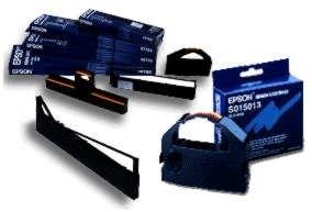 EPSON Farbband für EPSON LX-80  - 8762-L - schwarz