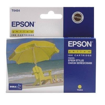 EPSON Farbtintenpatrone für Stylus C64/C84, yellow